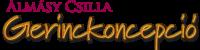 Almásy Csilla Gerinckoncepció - logo